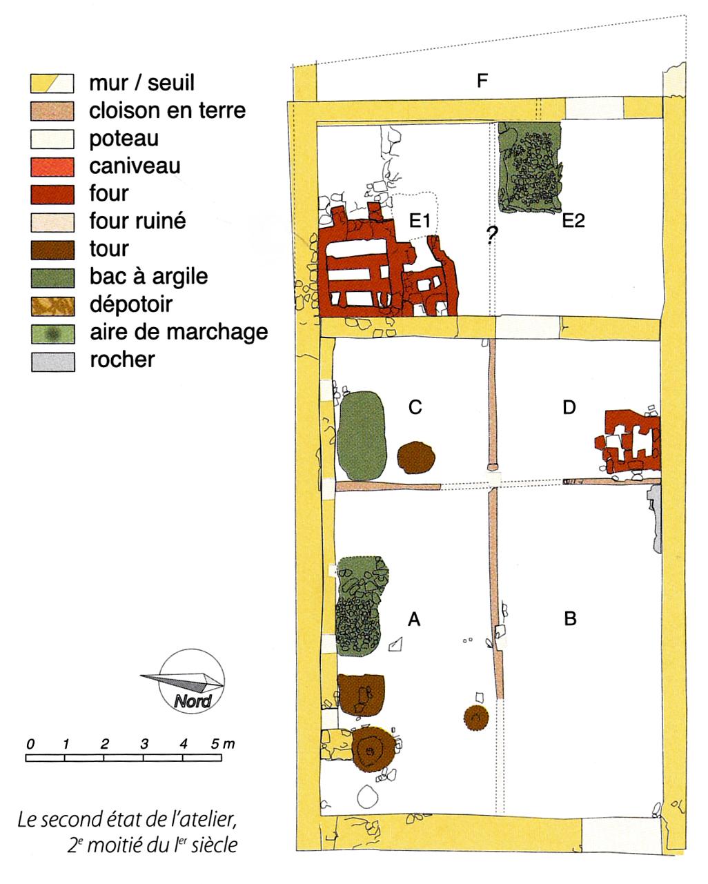 Lyon Chapeau rouge. Second état